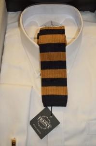"Cravates tricot ""Personnality"" ""Ascot"""